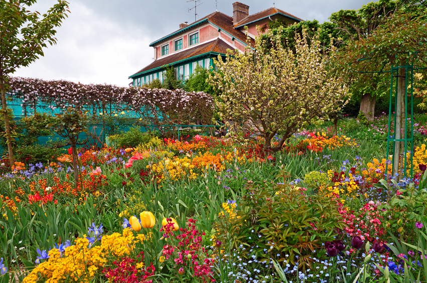 giverny france monet garden