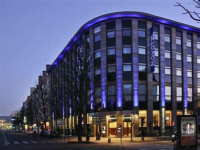 hotel novotel rennes